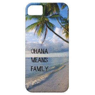 Ohana iPhone SE/5/5s Case