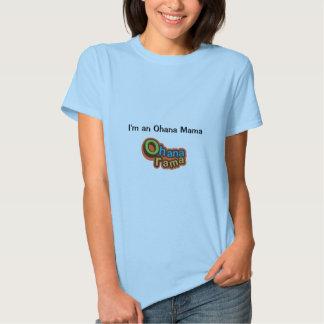 Ohana Mama T Shirt