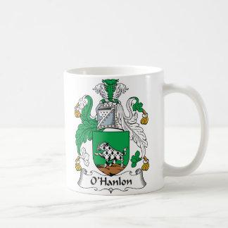 O'Hanlon Family Crest Coffee Mug