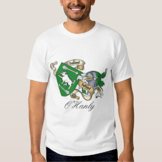 O'Hanly Family Crest T-shirt