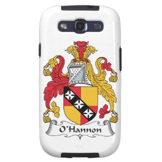 O'Hannon Family Crest Galaxy S3 Cover