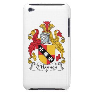 O'Hannon Family Crest iPod Case-Mate Case
