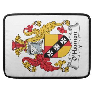O'Hannon Family Crest Sleeves For MacBooks