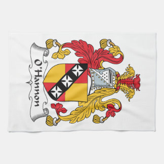 O'Hannon Family Crest Towel