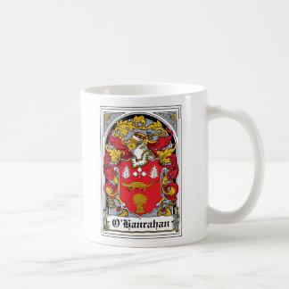 O'Hanrahan Family Crest Coffee Mug