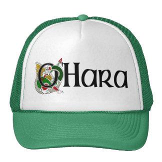 O'Hara Celtic Dragon Cap Trucker Hat