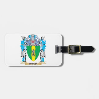 O'Hara Coat of Arms - Family Crest Tags For Bags