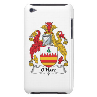 O'Hare Family Crest iPod Touch Cases