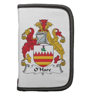 O'Hare Family Crest Organizer