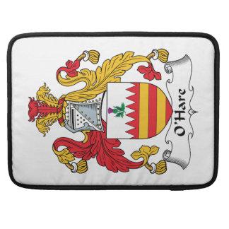 O'Hare Family Crest Sleeve For MacBooks