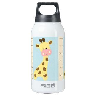 OhBabyBaby_giraffe-journal-card CUTE BABY GIRAFFE 10 Oz Insulated SIGG Thermos Water Bottle