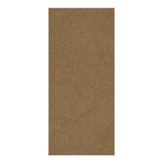 OhBabyBaby_solidpaper_brown CHOCOLATE BROWN BACKGR Rack Card