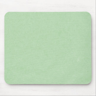 OhBabyBaby_solidpaper_green LIGHT GREEN BACKGROUND Mouse Pad