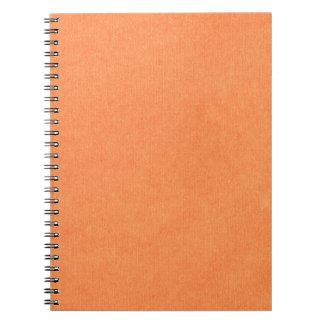 OhBabyBaby_solidpaper_orange ORANGE BACKGROUND WAL Notebooks