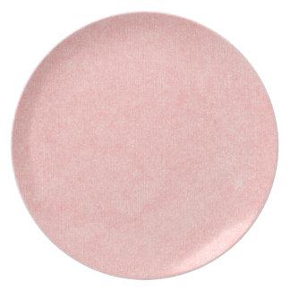 OhBabyBaby_solidpaper_pink SWEETNES PERFECTAMENTE  Platos Para Fiestas