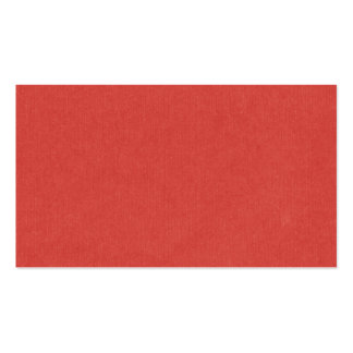 OhBabyBaby_solidpaper_red HAPPY BRIGHT RED BACKGRO Business Cards
