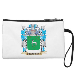 O'Hennessy Coat of Arms - Family Crest Wristlet