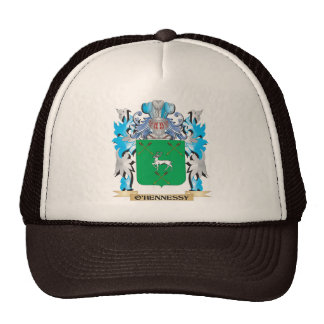 O'Hennessy Coat of Arms - Family Crest Mesh Hat