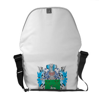 O'Hennessy Coat of Arms - Family Crest Courier Bags