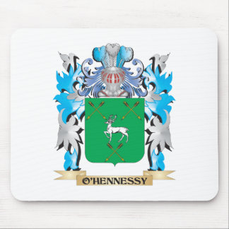 O'Hennessy Coat of Arms - Family Crest Mousepad