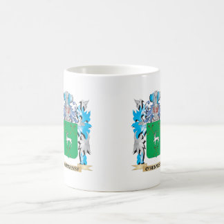 O'Hennessy Coat of Arms - Family Crest Coffee Mug