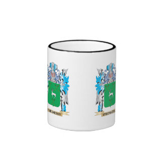 O'Hennessy Coat of Arms - Family Crest Mug