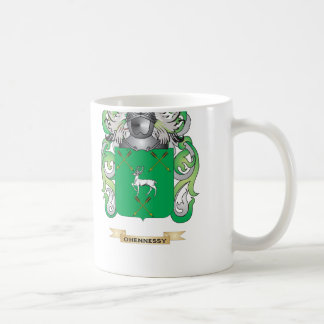 O'Hennessy Coat of Arms (Family Crest) Mugs