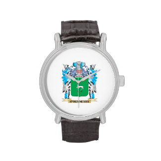 O'Hennessy Coat of Arms - Family Crest Watches