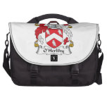 O'Herlihy Family Crest Computer Bag