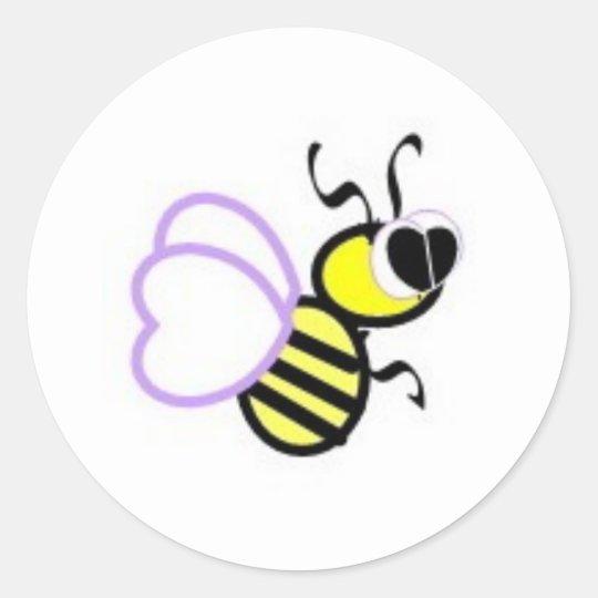 OHG Bee MS Sticker