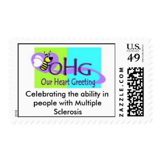 ohg_logo, Celebrating the ability in people wit... Postage