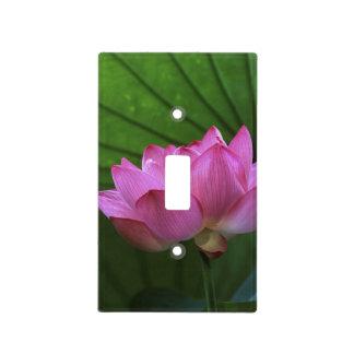 Ohga Lotus, Sankei-en jardín, Yokohama, Japón Cubiertas Para Interruptor