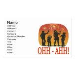 Ohh Ahh Business Card