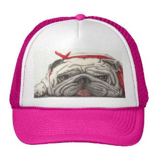 """Ohhh, BULL DOG!!"" Trucker Hat"