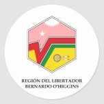 O'Higgins, Chile Sticker