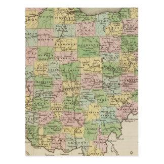 Ohio 10 postales