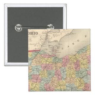 Ohio 13 pin cuadrada 5 cm