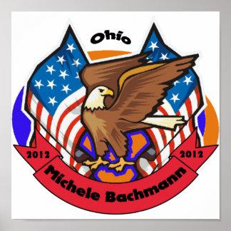 Ohio 2012 para Micaela Bachmann Posters