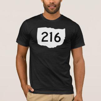 Ohio 216 Basic T-Shirt
