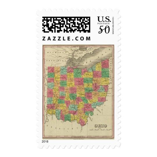 Ohio 5 postage