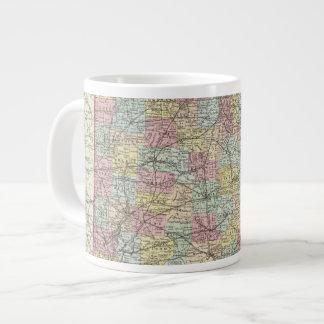 Ohio 6 giant coffee mug