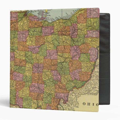 """Ohio 7 carpeta 1 1/2"""""""