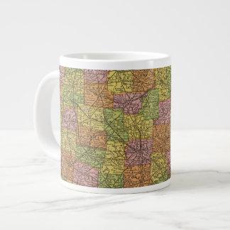 Ohio 7 large coffee mug
