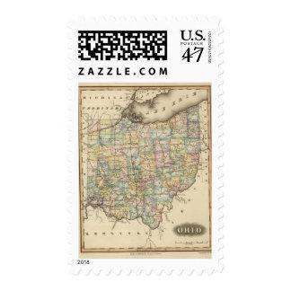 Ohio 8 postage