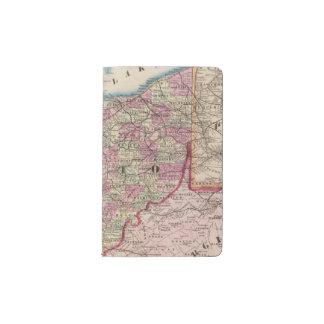 Ohio 9 pocket moleskine notebook