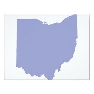 Ohio - a BLUE State Card