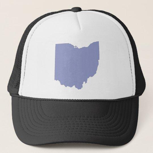 Ohio - a BLUE State Trucker Hat