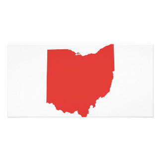 Ohio - a RED State Card