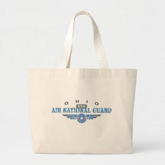Ohio Air National Guard Large Tote Bag