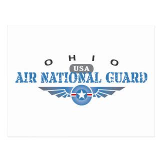 Ohio Air National Guard Postcard